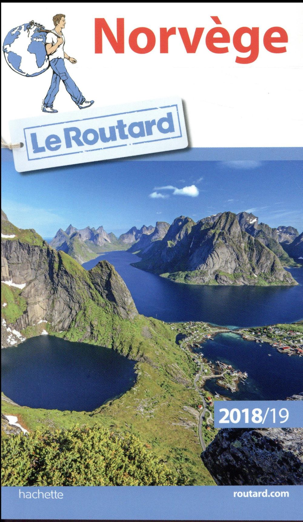 GUIDE DU ROUTARD NORVEGE 201819